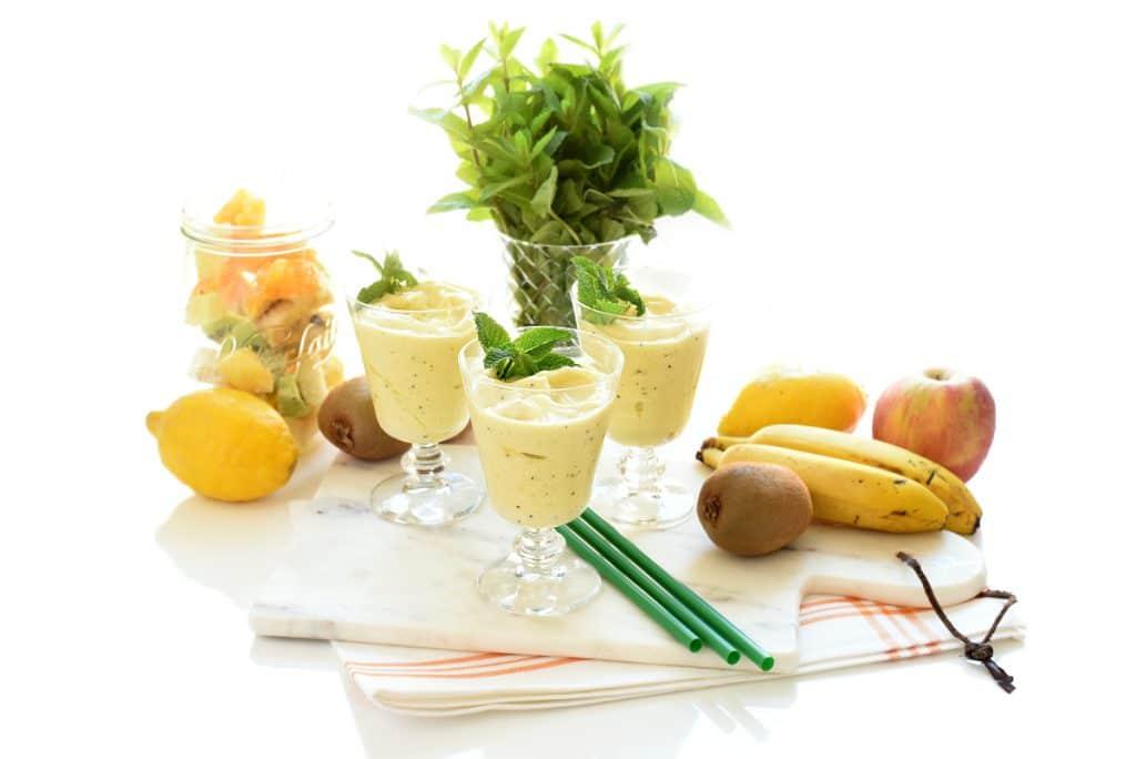 Sorbete helado de frutas con Thermomix®
