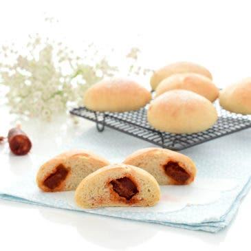 Bollos preñaos o pan con chorizo