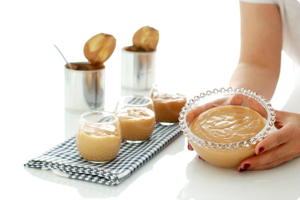 Dulce de leche con Thermomix® y cociendo leche condensada