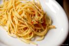 Espaguetis a la Arrabiata