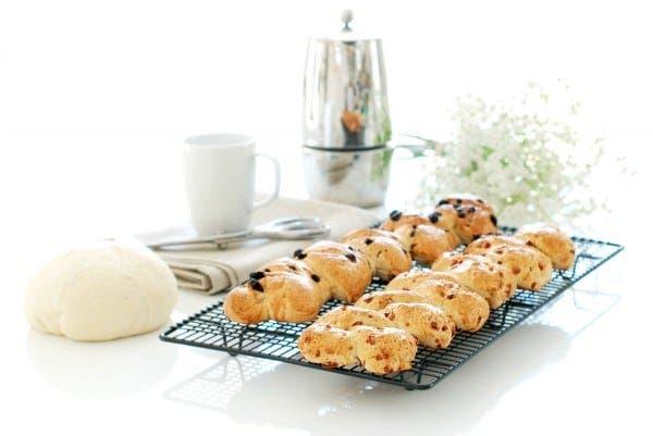 Espigas dulces y saladas con Thermomix®, paso a paso
