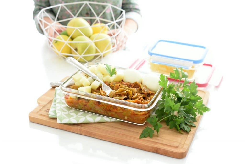 Judías verdes con patatas en Thermomix®