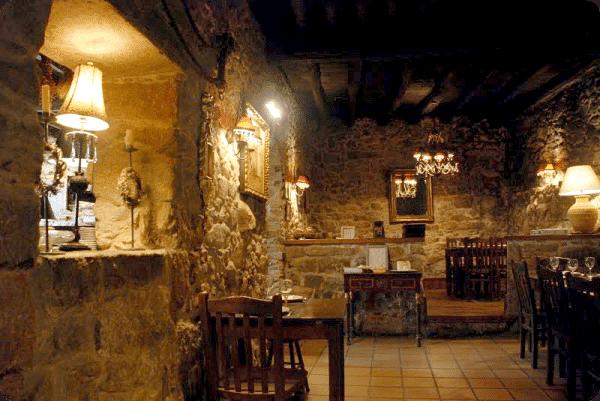 """Restaurante """"La casa de la abuela"""" en La guardia (Galicia)"""