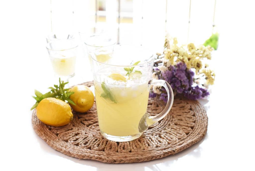 Limonada deliciosa