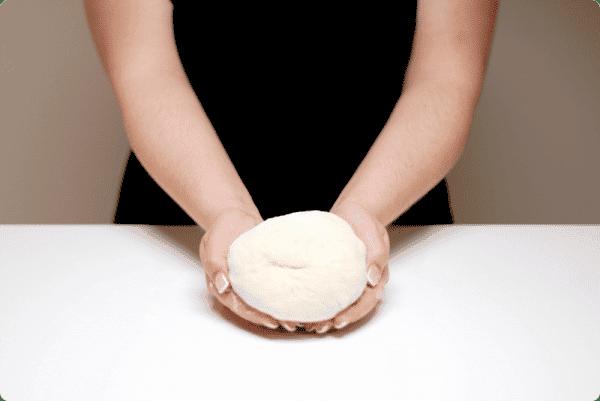 Masa de pizza para celíacos