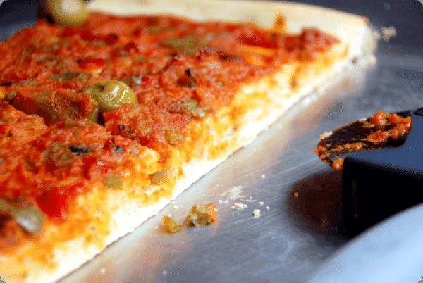 Pizza Pisto