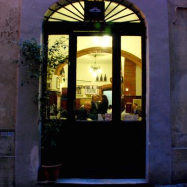 """Roma: Restaurante """"Alfredo y Ada"""""""