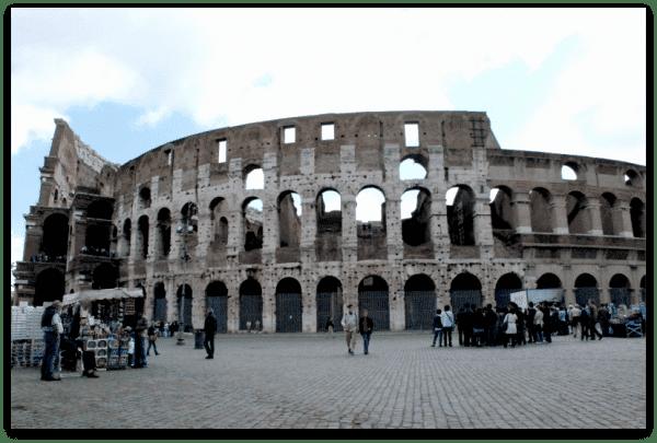 Roma: Coliseo Romano