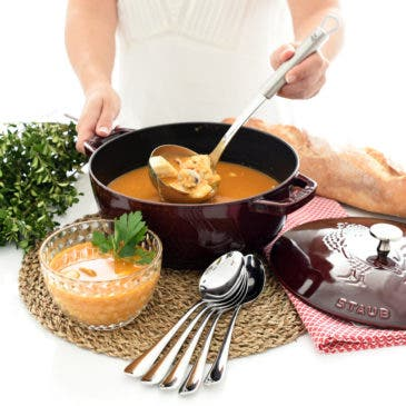 Sopa de pescado, deliciosísima