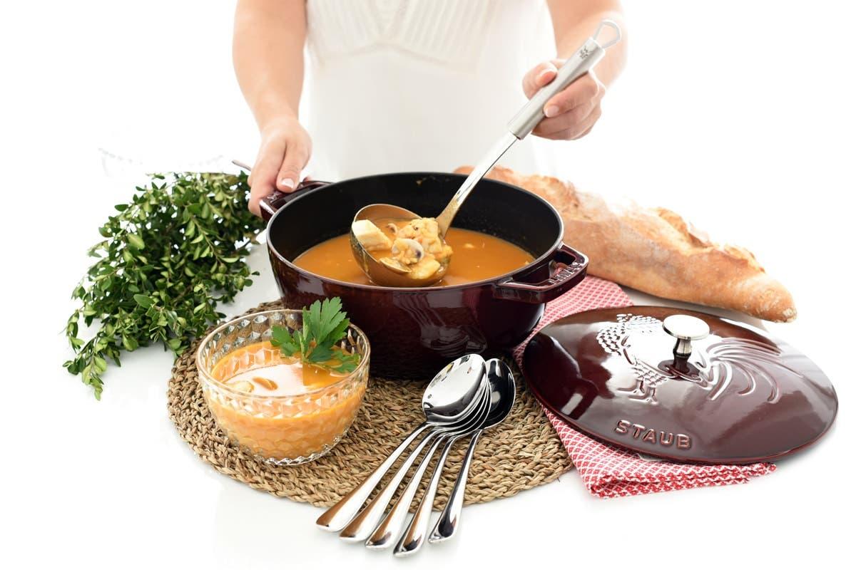 Sopa De Pescado Deliciosa Y Paso A Paso Con Thermomix