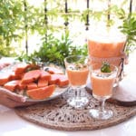 Zumo de papaya para tus desayunos