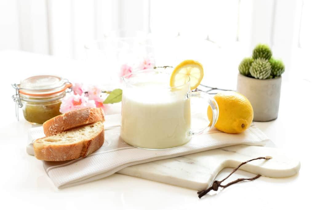 Yogur líquido con Thermomix®