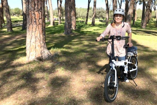 Paseos por Madrid en bicicleta eléctrica