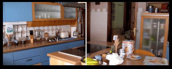Cocinas para grandes familias