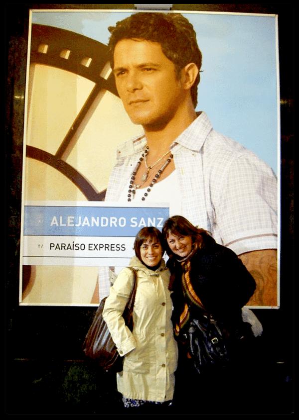 Concierto de Alejandro Sanz, Madrid 2009