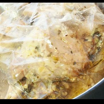 Paletillas de cordero asadas