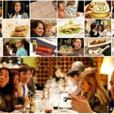 Tapas & Blogs: Restaurante Vino y oliva