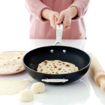 Tortillas de trigo para burritos, 2 versiones