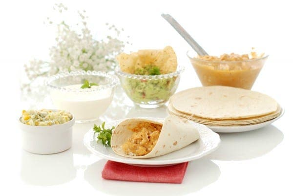 Pollo San Fernando para burritos con Thermomix®