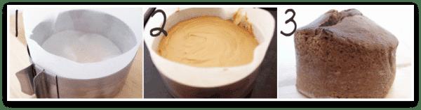 Madeira Sponge Cake en molde redondo