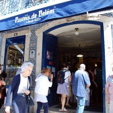 Lisboa: Benditos Pastéis de Belém