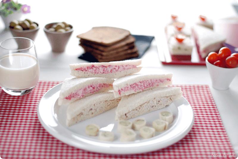 Sandwiches de verano