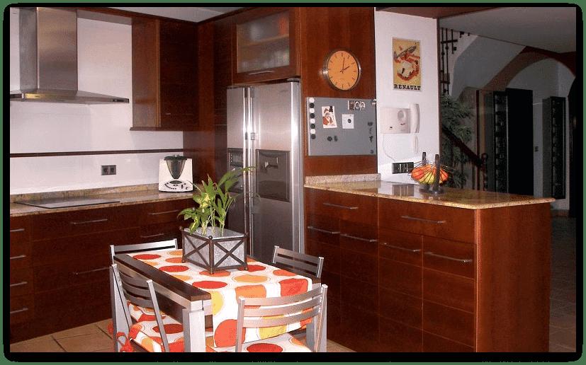 De grandes dimensiones velocidad cuchara for Dimensiones cocina