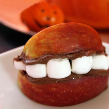 Dentaduras de Halloween