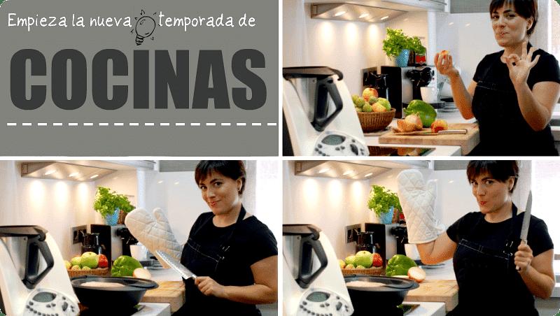 Cocinas para todos los gustos en vc velocidad cuchara for Cosina para todos