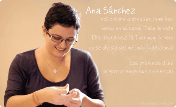 Ana nos enseña a pasteurizar como lo hacían sus abuelas
