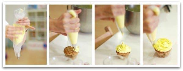 Como preparar tus cupcakes, paso a paso