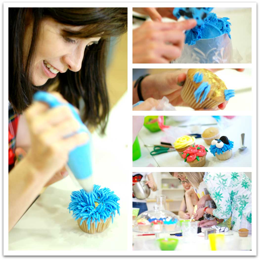 Cómo Decorar Cupcakes Paso A Paso