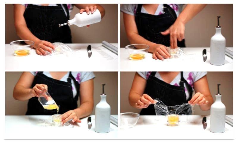 Como hacer un huevo poché paso a paso 2