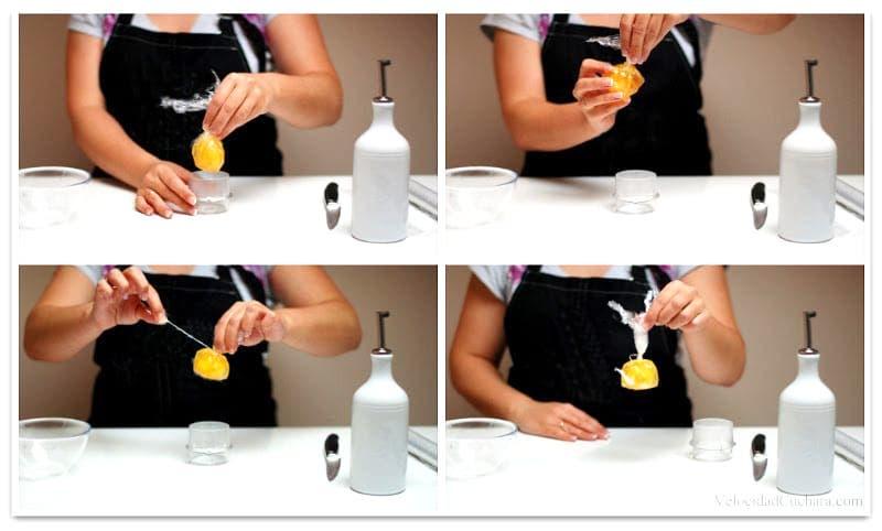 Cómo hacer un huevo poché paso a paso 3