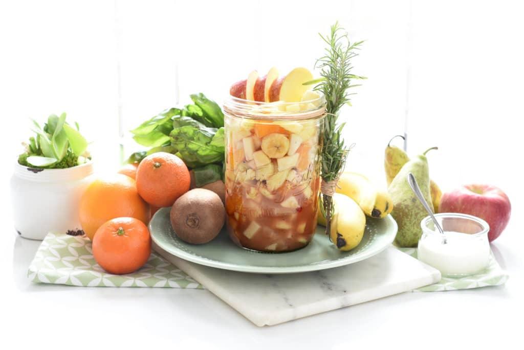Macedonia de frutas para todos