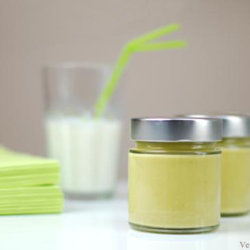 Crema de espárragos, receta para dietas