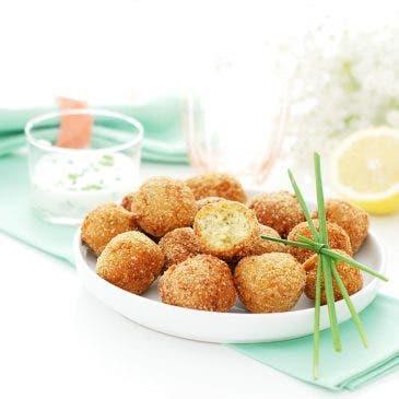 Falafel, las croquetas de garbanzos