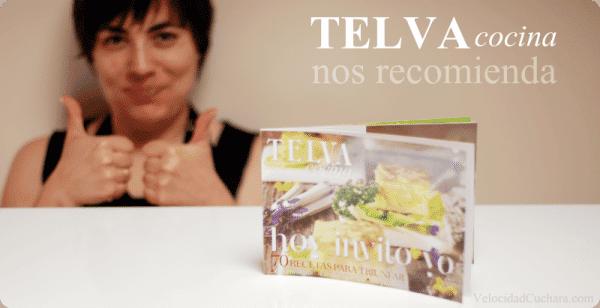 TELVA cocina y VelocidadCuchara.com