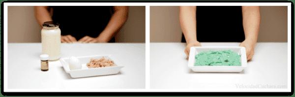 Prepara los ingredientes y tíñelos si optas por esa opción