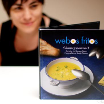 Webos Fritos: el libro {Recetas y momentos}