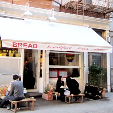 Nueva York: Bread