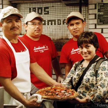 Nueva York: Lombardi's, la primera pizzería