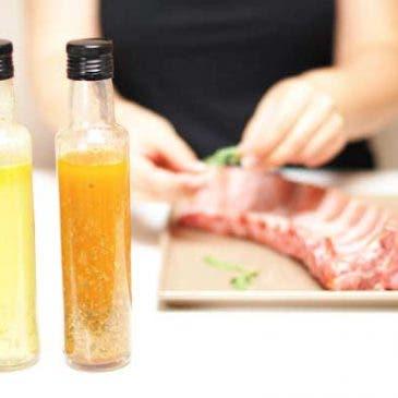 Salsa chimichurri para carnes a la brasa