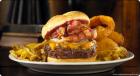 Ted´s Montana grill , una hamburguesa en Nueva York
