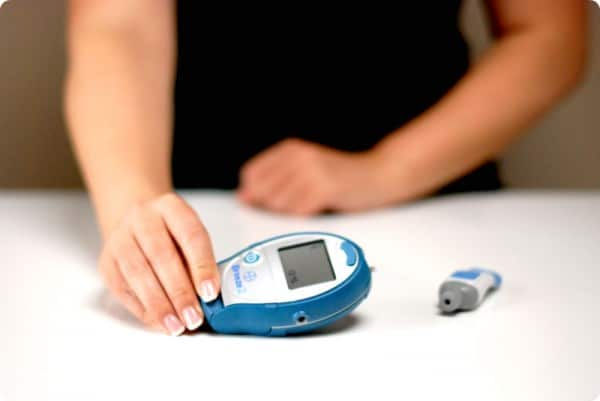 Edulcorantes y diabetes mellitus
