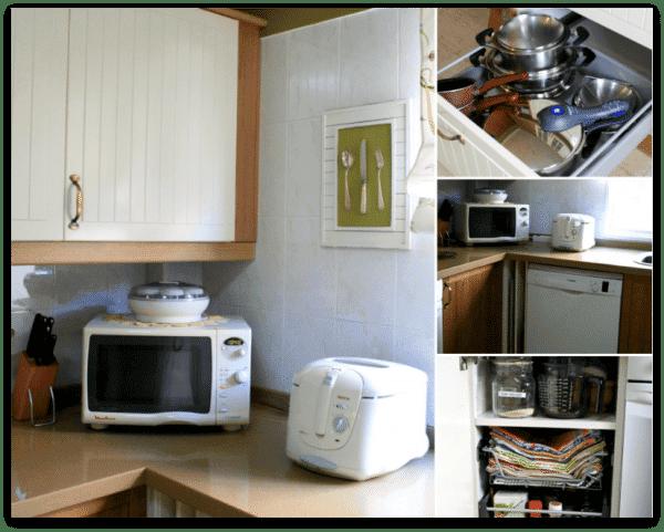 Nuestras cocinas el rinc n de bea velocidad cuchara for Amortiguadores para muebles de cocina