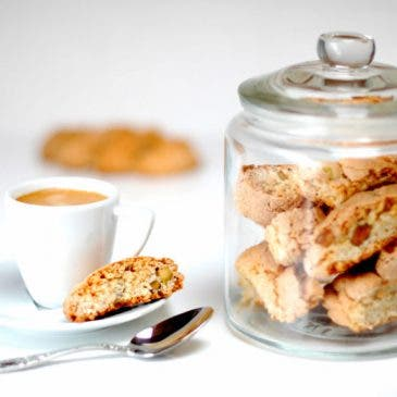 Cantucci o cantuccini, rosegones y carquinyolis