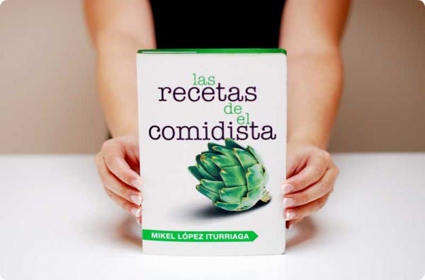 """Las recetas de """"El Comidista"""", Mikel Iturriaga"""
