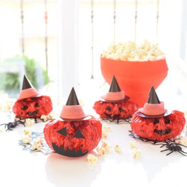 Palomitas de Halloween