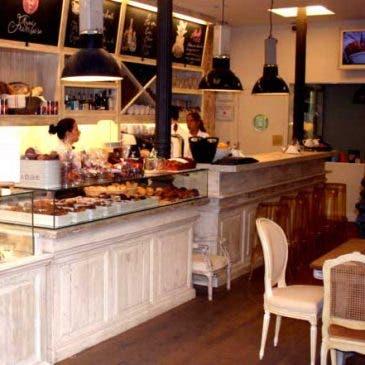 """""""Mamá Framboise"""" pastelería francesa"""